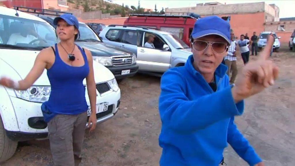Lola y Marbelys abandonan unilateralmente 'Expedición Imposible'