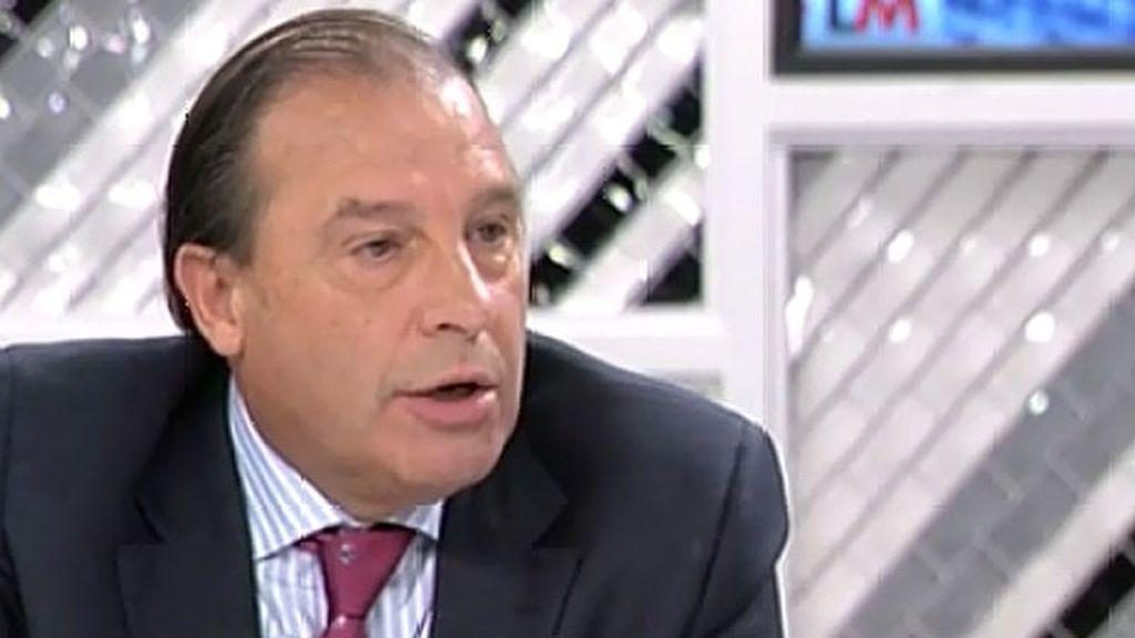 """Martínez - Pujalte: """"Lo que yo me pregunto continuamente es de dónde ha sacado el dinero este tipo"""""""