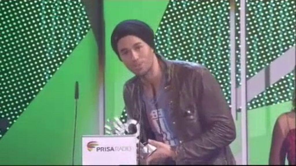 Enrique Iglesias, mejor videoclip