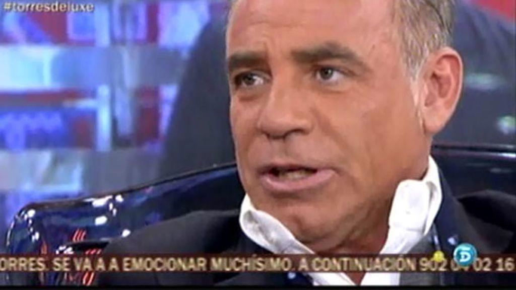 """Joaquín Torres: """"Soy un poco provocador"""""""