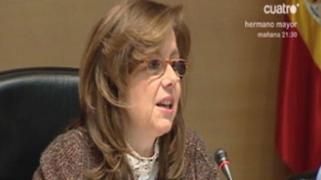 """Beatriz Viana: """"No se ni lo que he dicho"""""""