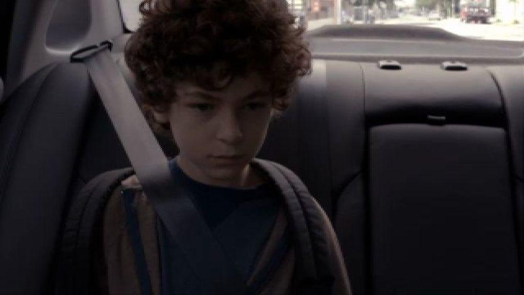 Jake para el coche indicado para seguir adelante