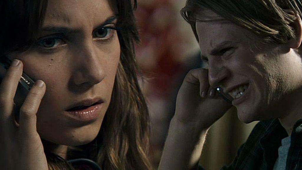 Damián confiesa a Valeria