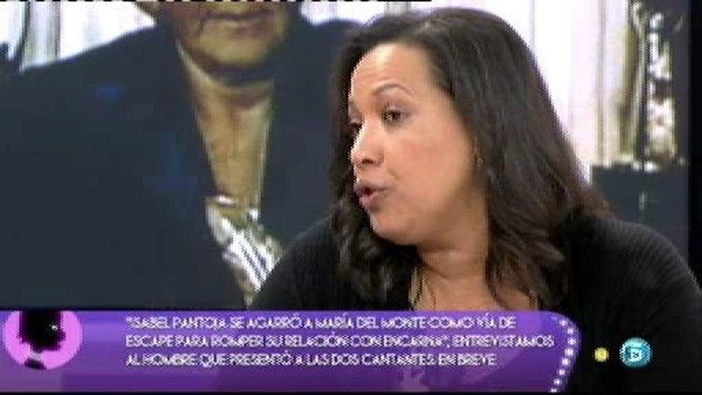 """Inmaculada Liriano, ex asistente de Encarna Sánchez: """"Isabel no robó a Encarna Sánchez"""""""