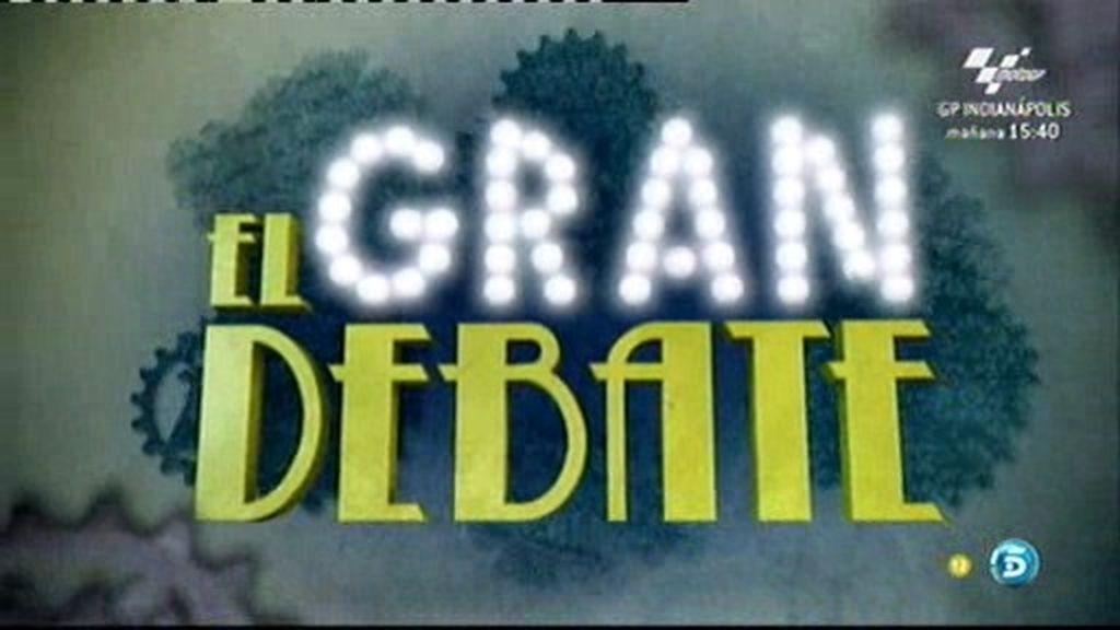 El Gran Debate (17/08/2013)