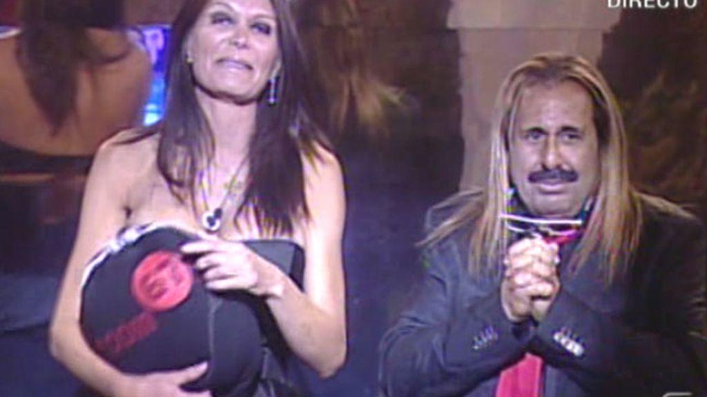 Yola y Juanmi, ganadores