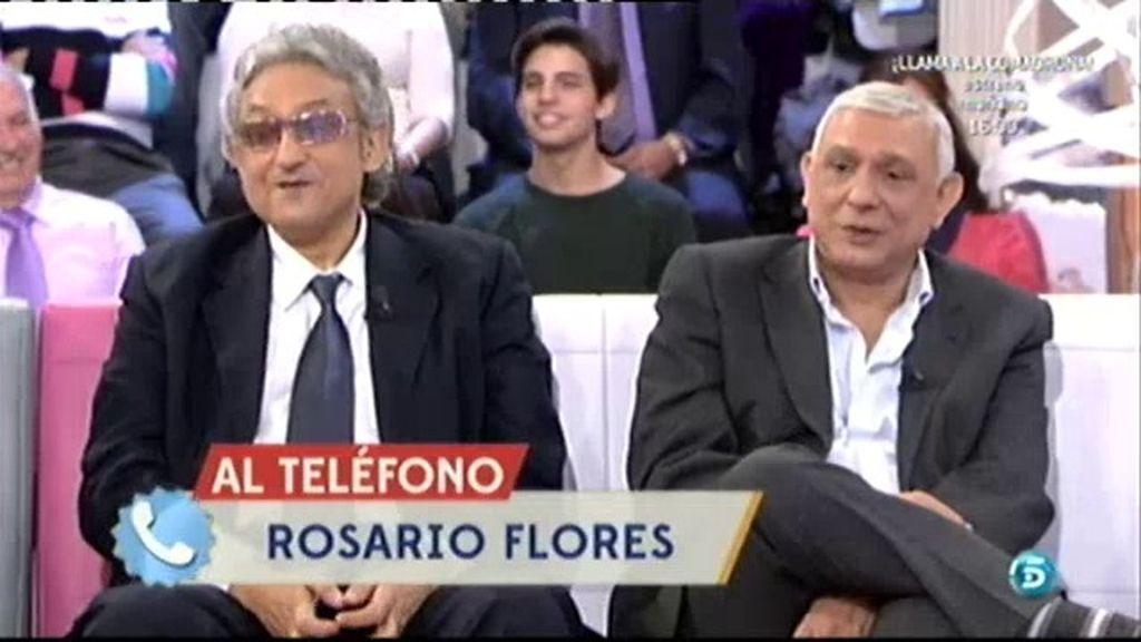 """Rosario, sobre 'Los Amaya': """"Llevo su música dentro de mi cuerpo"""""""