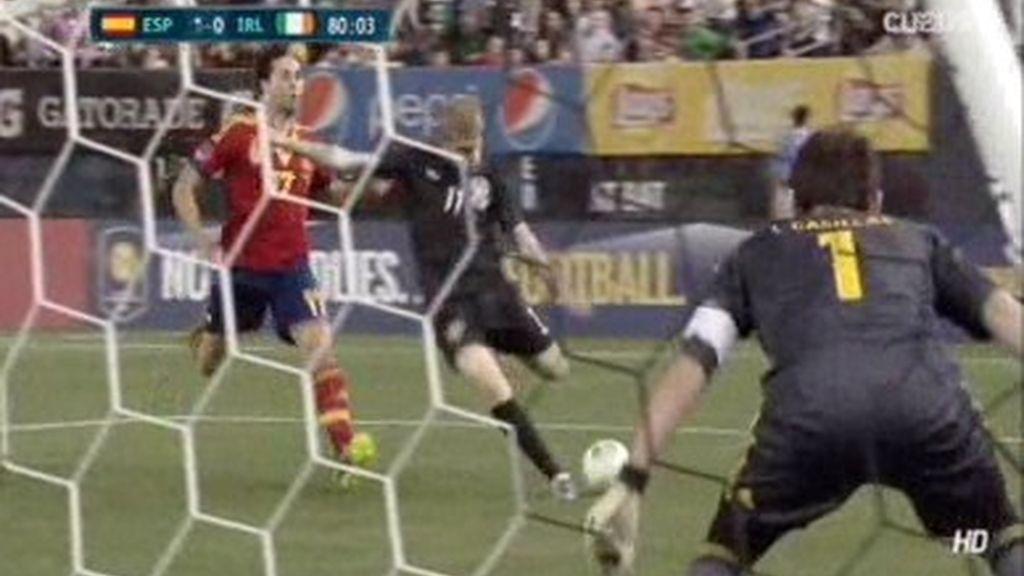Iker vuelve a ser Casillas