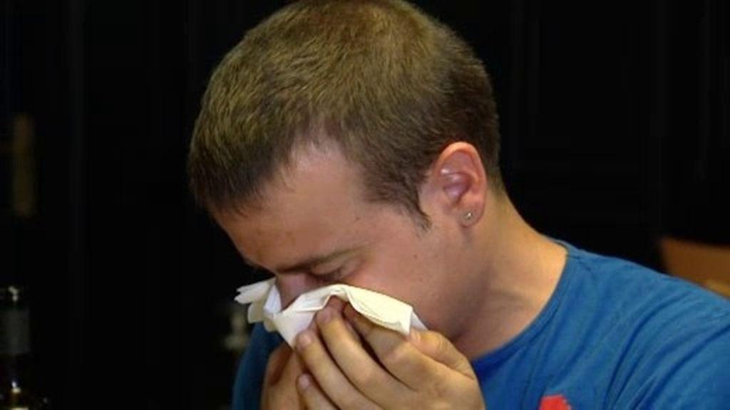Víctor se pone a llorar al saber que a Anisley le gusta acostarse con 'cincuentones'