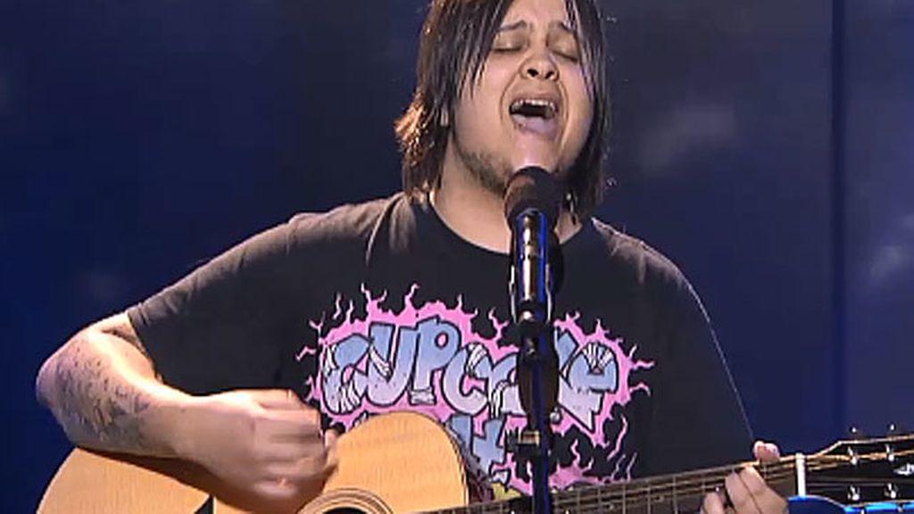 Diego G., 23 años, músico