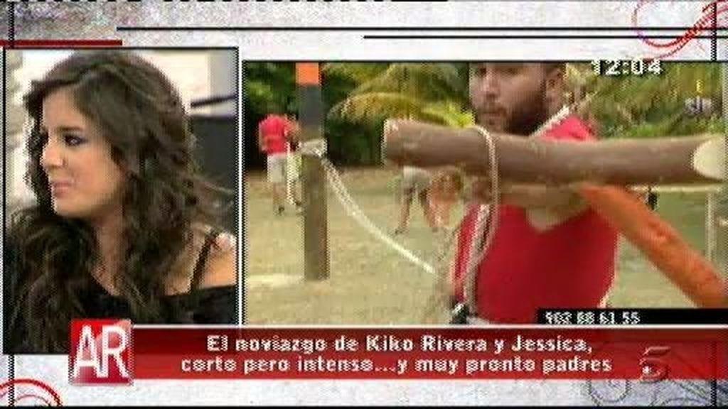 Kiko y Jessi, unidos por Telecinco
