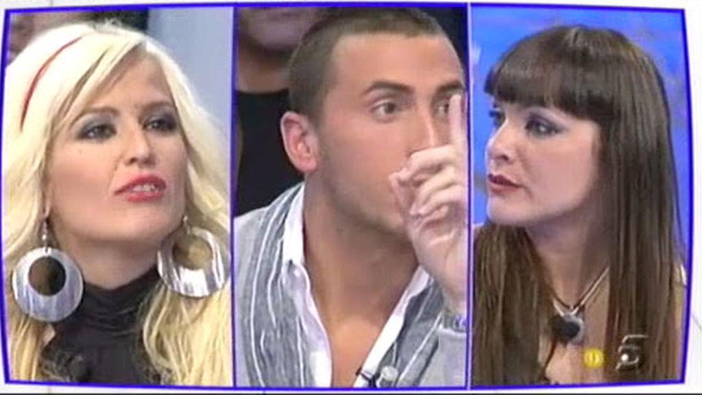 Marta, Rubén y Chari