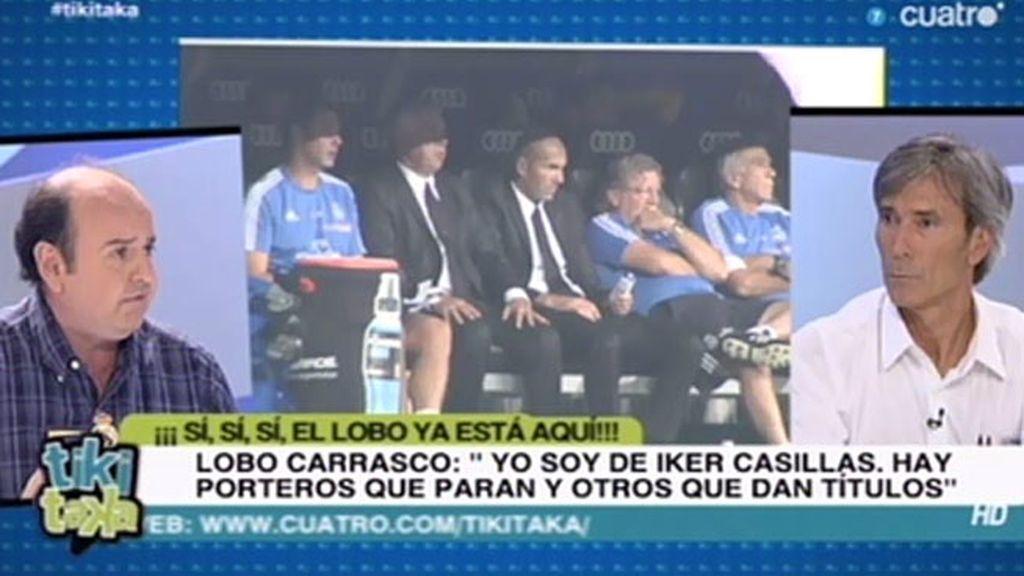"""""""¿Ni Mou ni Ancelotti tienen información para dejar en el banquillo a Casillas?"""""""