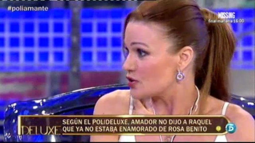 Amador Mohedano le dijo a Raquel Moragues que la quería