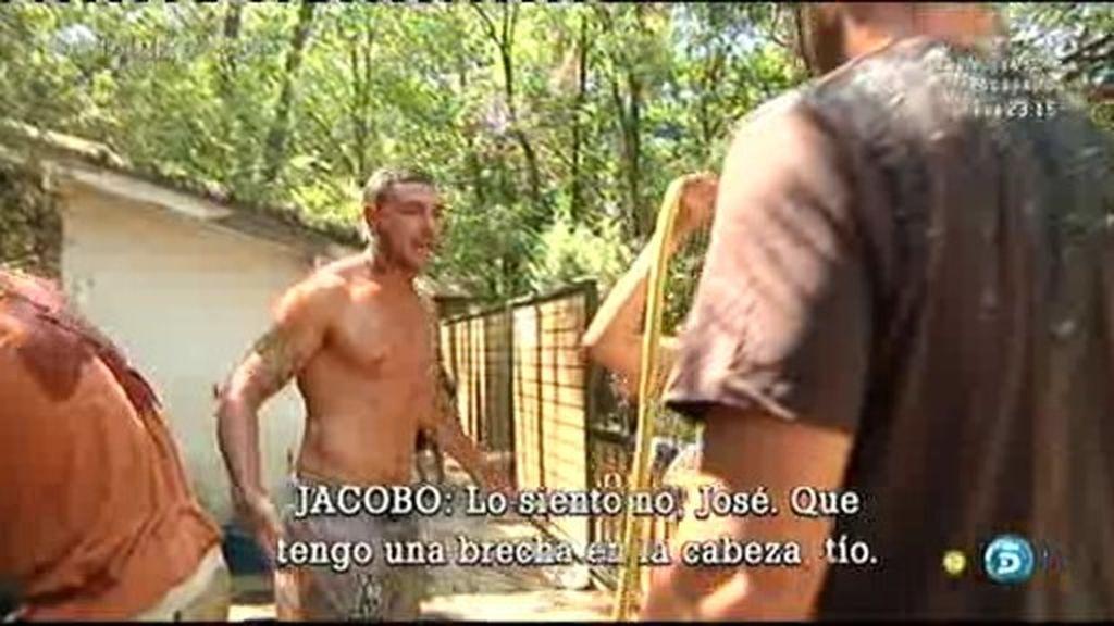 Sancionan la agresividad de Jacobo y el poco compañerismo de sus compañeros