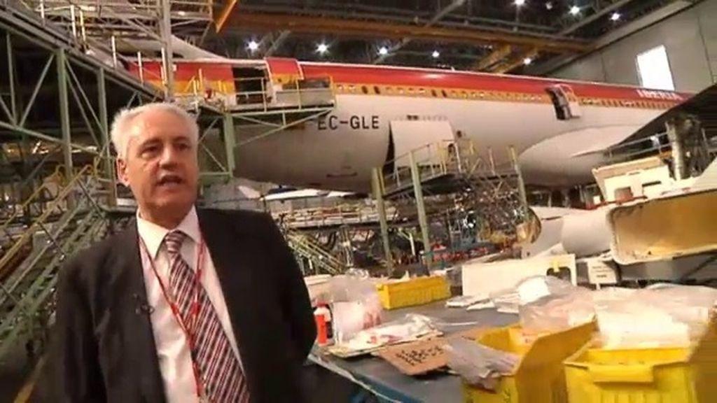La 'ITV' de los aviones
