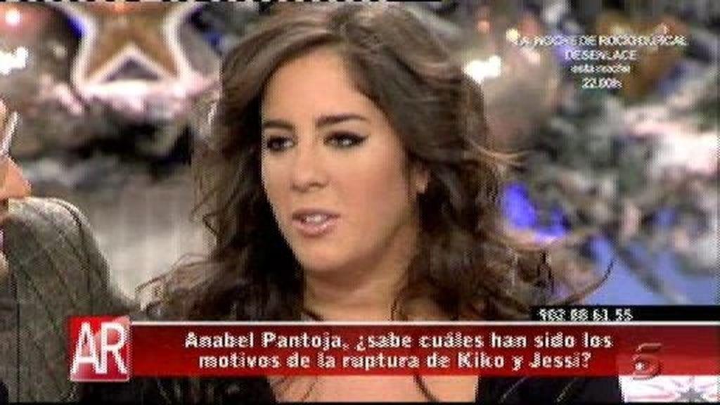 """Anabel Pantoja: """"Queremos pensar que es una discusión y luego se comerán a besos"""""""