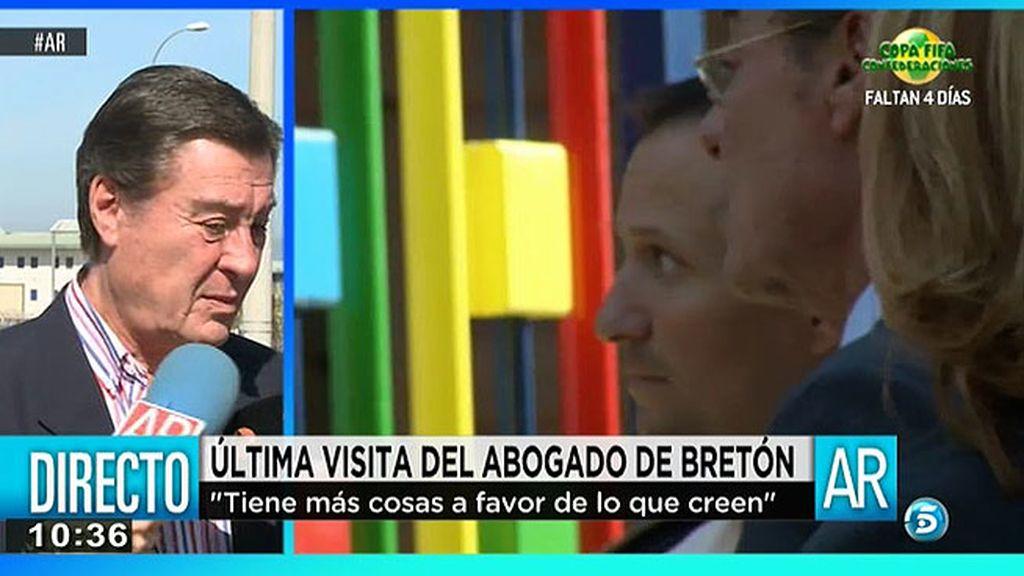 """Sánchez de Puerta: """"Bretón mantiene que sus hijos están vivos"""""""