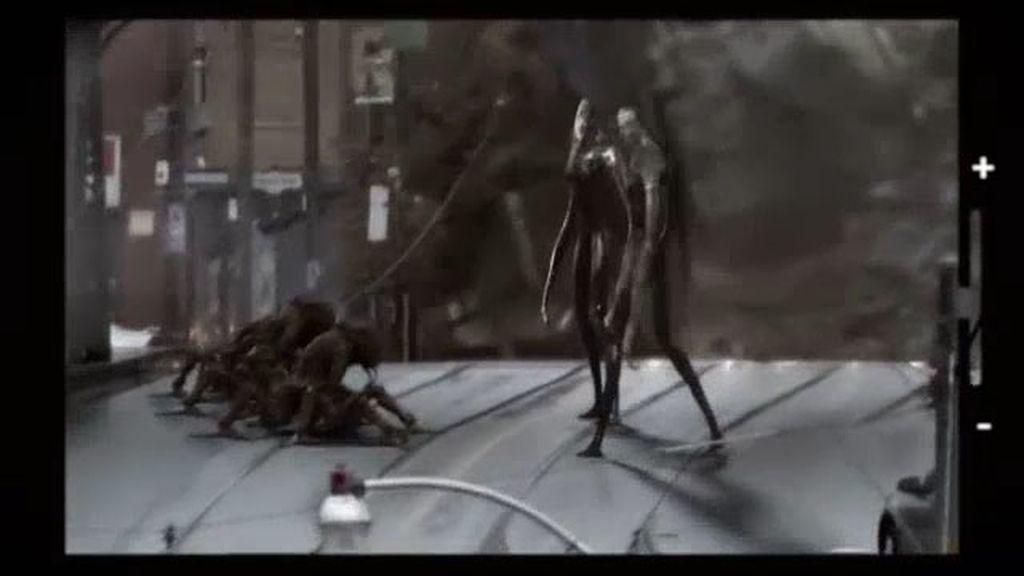 Una nueva amenaza alienígena