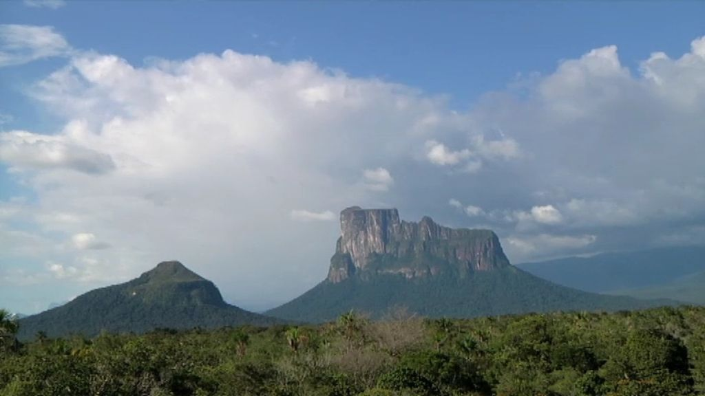 El cerro Autana: la montaña de las ánimas