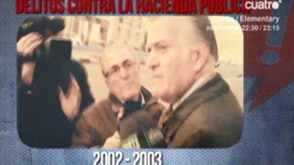 Los delitos que pesan sobre Luis Bárcenas