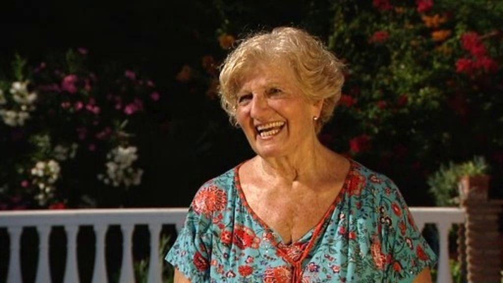 """Paca, la abuela de María: """"El amor te ciega, aunque yo ya me acuerdo poco"""""""