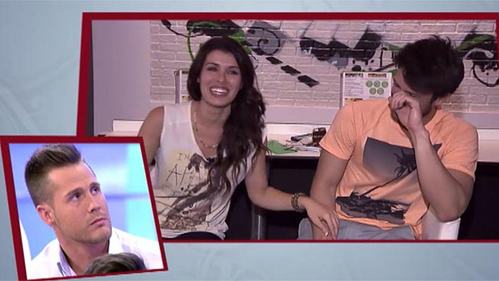 Yasmina y Fede, sin cámaras