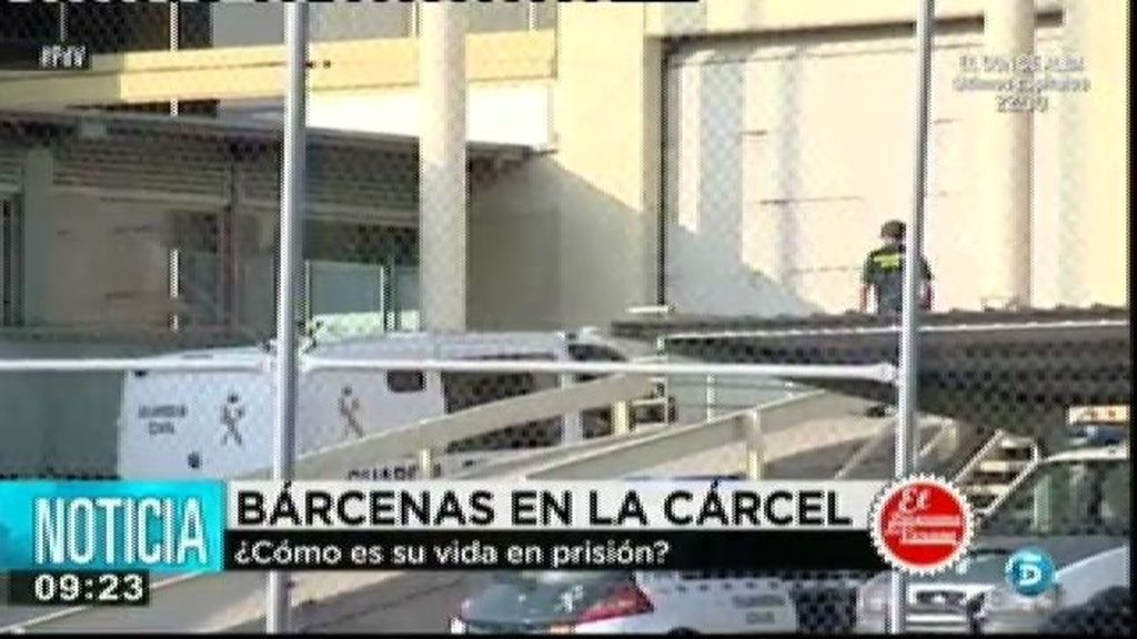 Bárcenas, cinco días en prisión