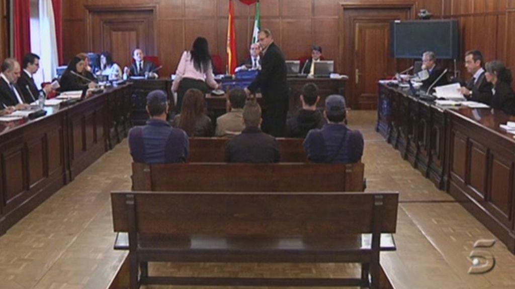 Antonio del Castillo ante el juez