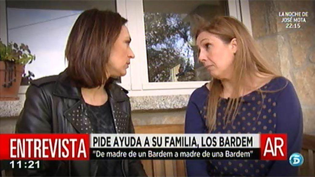 "Mª José, ex de Juan Bardem: ""Esperaba que los Bardem se comportaran como una familia porque mi hijo es un Bardem"""
