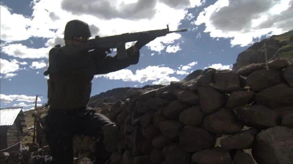 Operación rescate en Perú