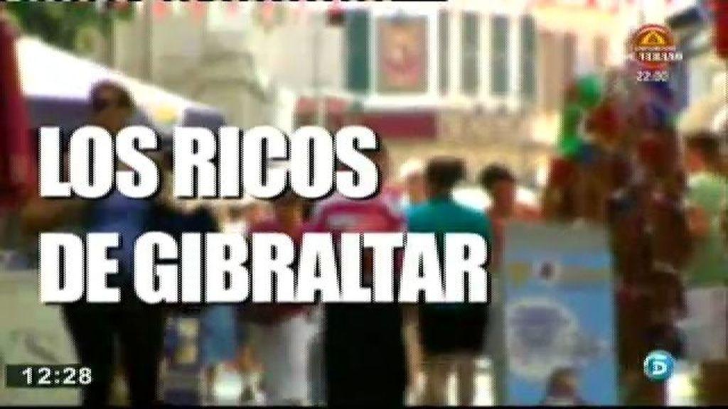 Muchos gibraltareños están empadronados en el Peñón pero viven en la Costa del Sol