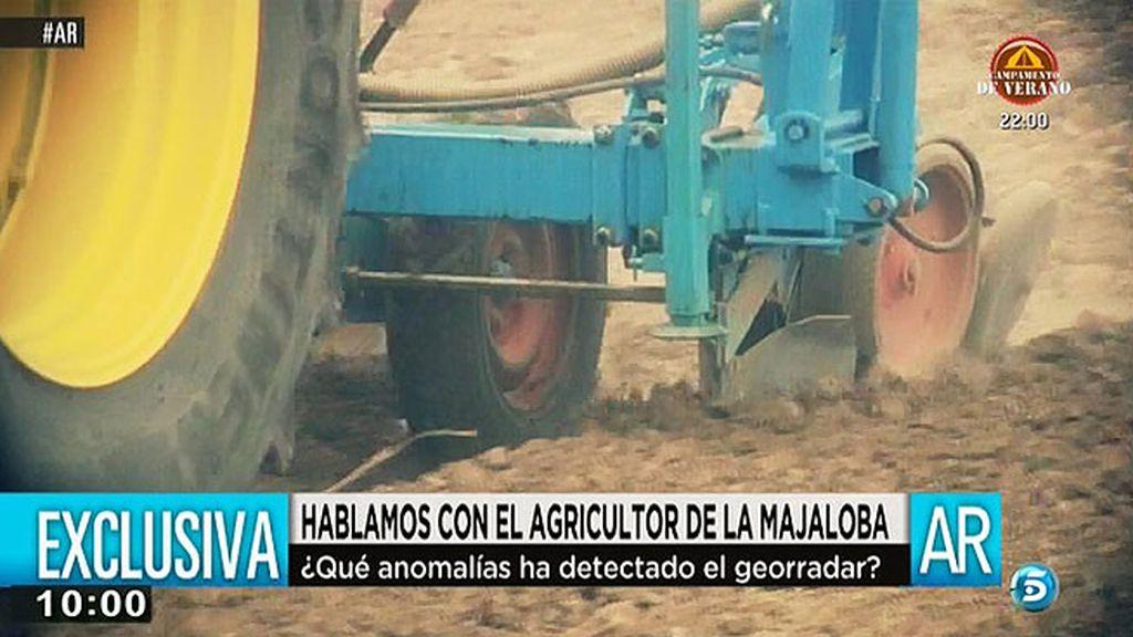 'AR' habla con el encargado del maizal en el que podría estar Marta del Castillo