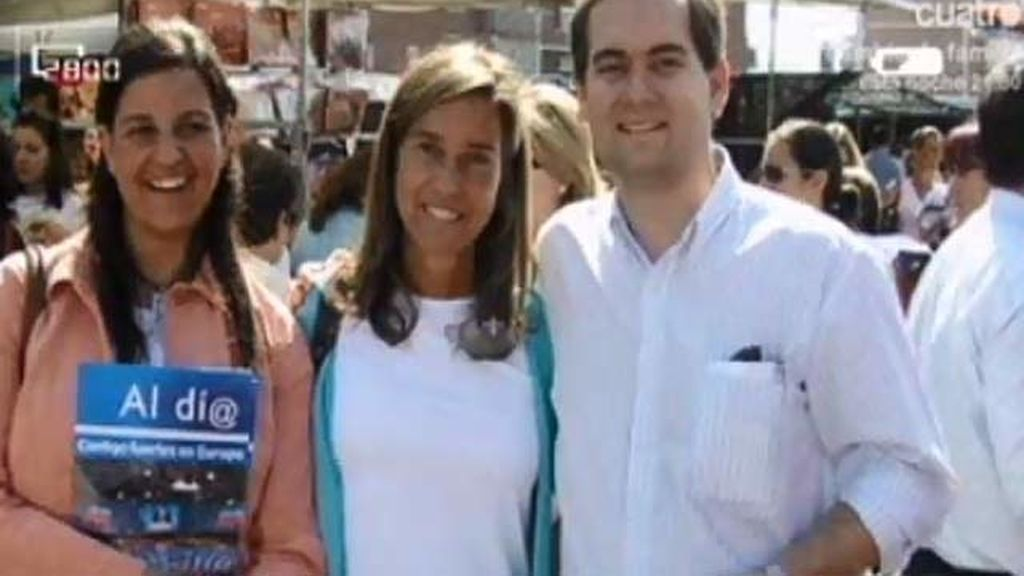 Las comprometidas fotografías de Ana Mato y la exmujer de Correa