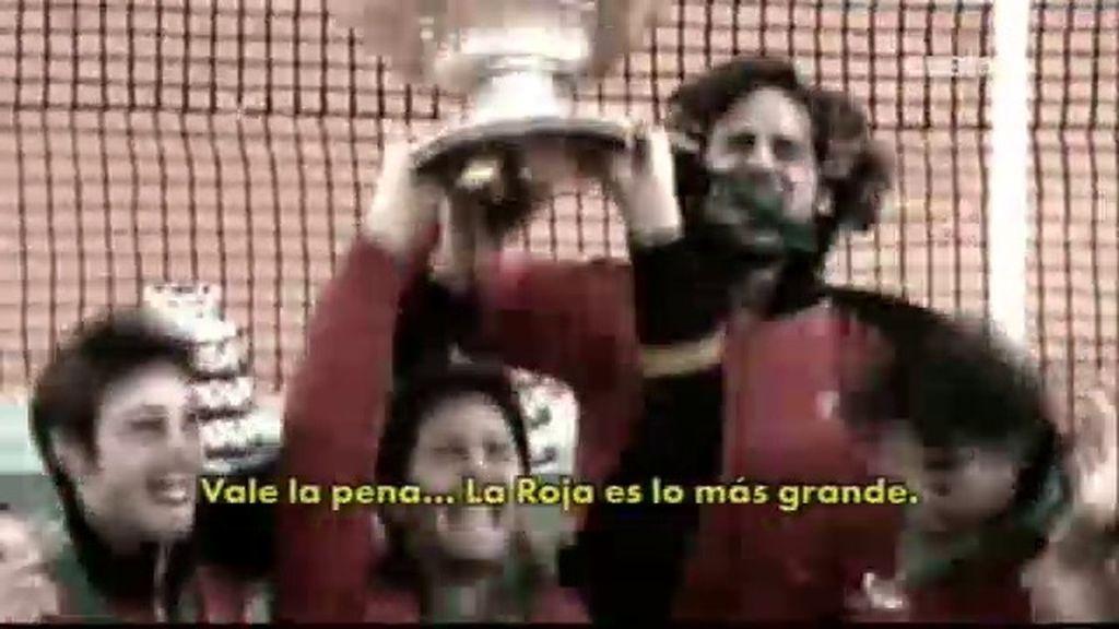 La fiesta del tenis español