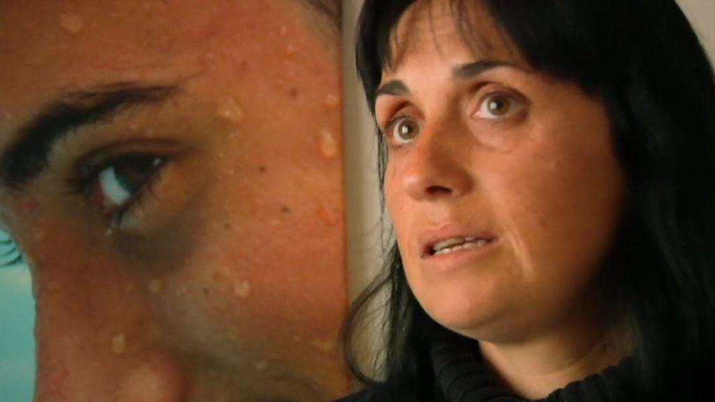 Una madre buscando justicia para su hijo