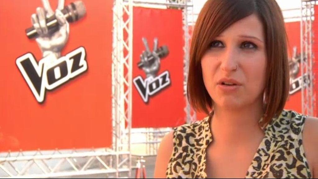 """Virginia: """"Tengo un pendiente en la nariz, en el ombligo y un tatuaje con una clave de sol"""""""