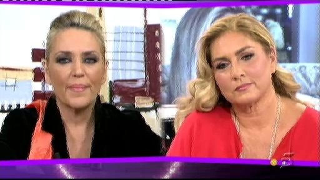 Lydia Lozana pide perdón a Romina