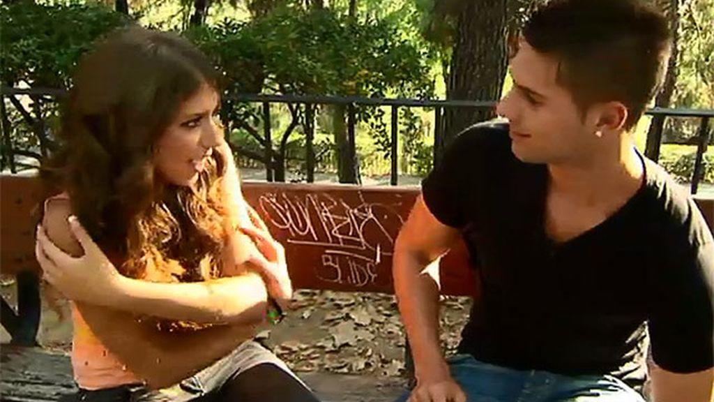 Cita Andrea y Sandro (18/09/13)