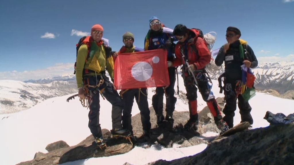 Bienvenidos al 'Pico Desafío Extremo'