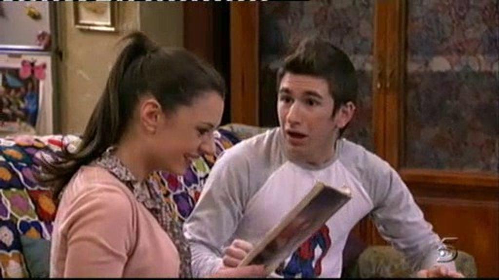 "Jonathan:""¡Mi abuela está buena!"""