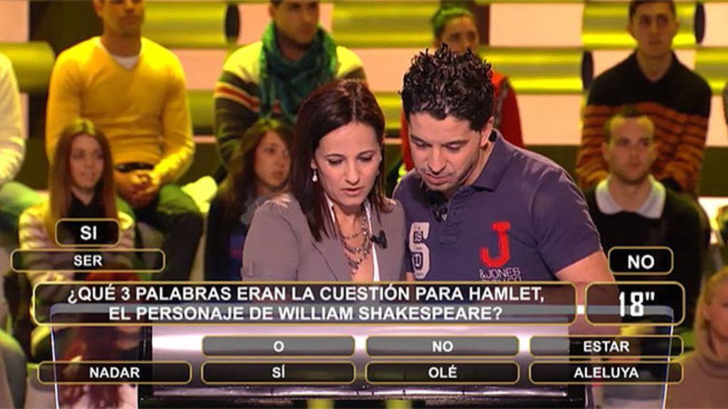La cuestión de Hamlet en 'Money Time'