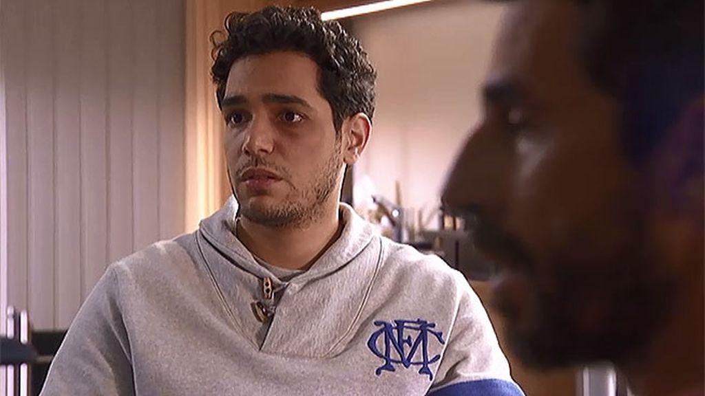 Nacho luchará por la custodia de su hijo