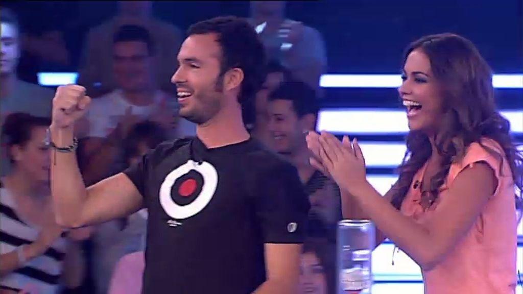 ¡Lara Álvarez y Luis García consiguen 40.000 euros!