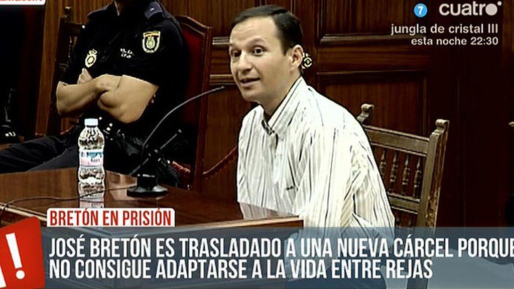 José Bretón es trasladado de prisión