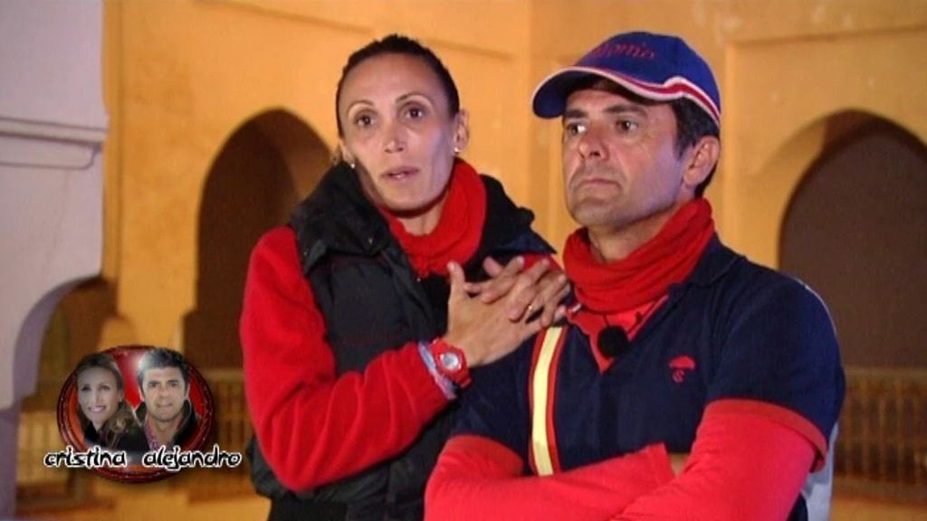 Los rojos sorprenden al penalizar a Ismael e Iván en el tramo final