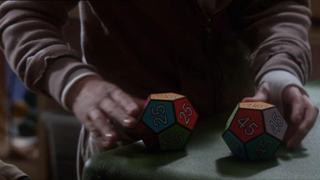 ¿Qué significarán las cifras 25 - 45?