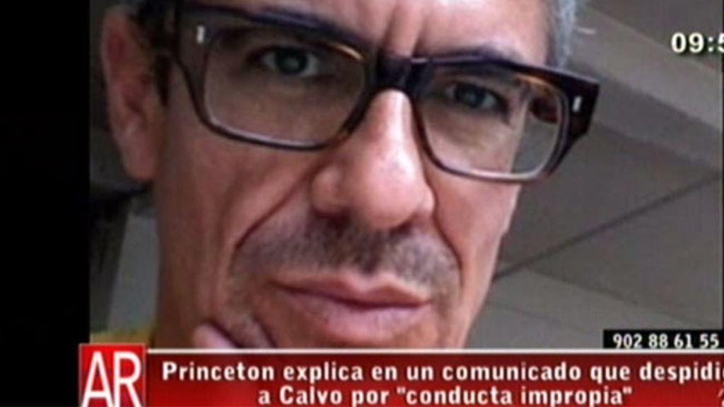 Se suicida en Princeton