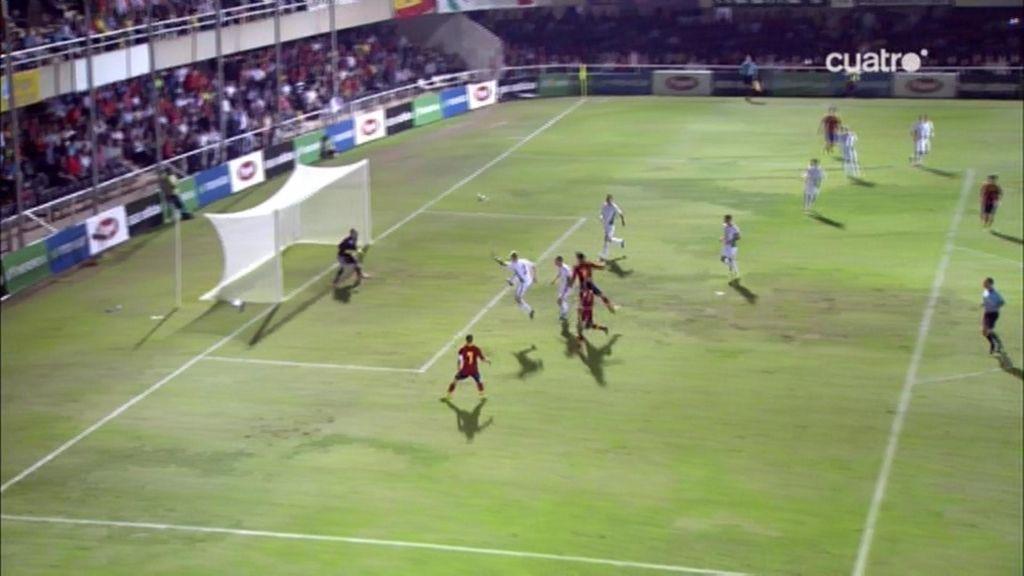 Gol de Morata (España 1-0 Hungría)