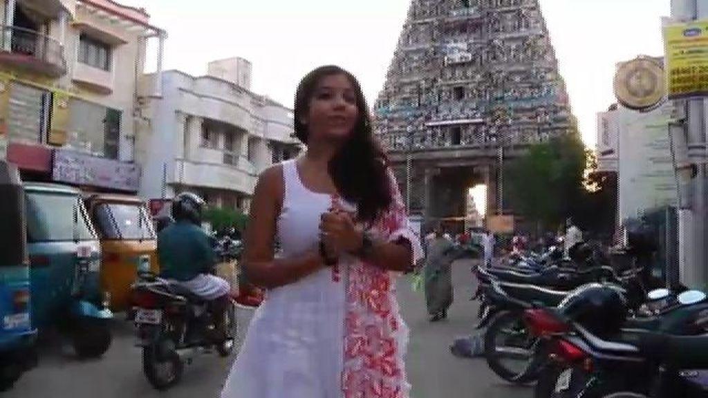 Vinatha regresa a su ciudad para casarse con un español